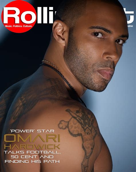 omari hardwick tattoos power omari hardwick talks football 50 cent and