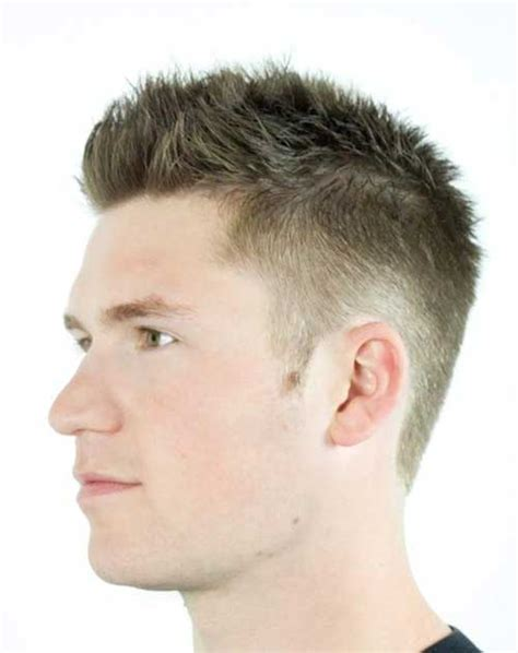 hairstyles for men short top spiky and longer back 40 best mens short haircuts mens hairstyles 2018