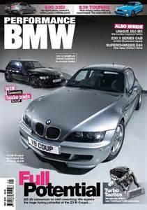 Bmw Magazine Darren S Bmw 335i For Performance Bmw Magazine May 2012