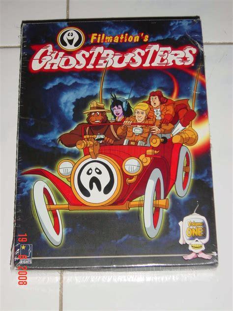 film kartun ghostbuster dunia nostalgia 80 an film kartun filmation ghostbuster