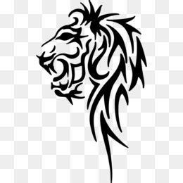 gambar singa logo