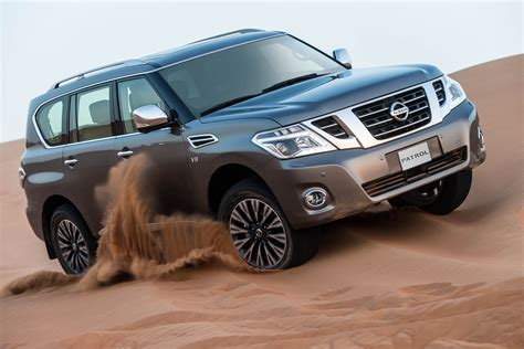 nissan patrol get off the beaten track in the powerful nissan patrol