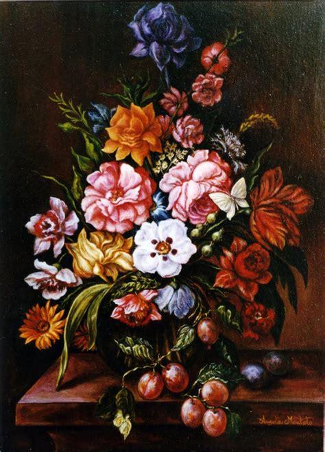 floreros y bodegones en la pintura española florero angeles montoto artelista