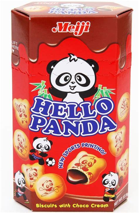 Cheap Cutlery Sets by Meiji Hello Panda Chocolate Biscuit Cookies Snacks Food