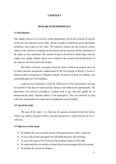 parental involvement dissertation dominic thesis