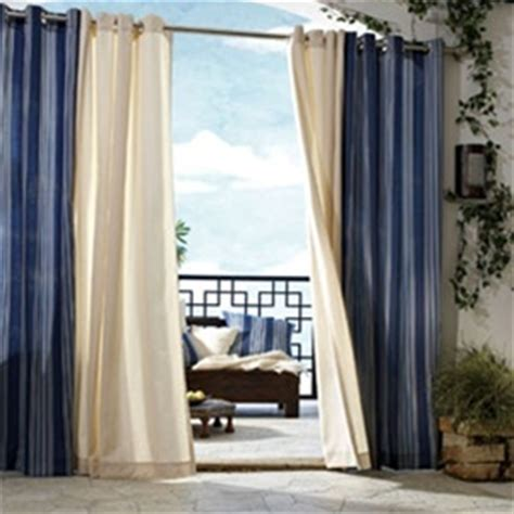 water resistant curtains gazebo outdoor curtain solid color stripe outdoor