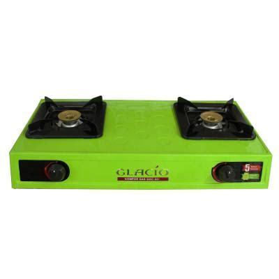 Kompor Gas Niko 2 Tungku Otomatis harga toshiba glacio ggc521 kompor 2 tungku hijau