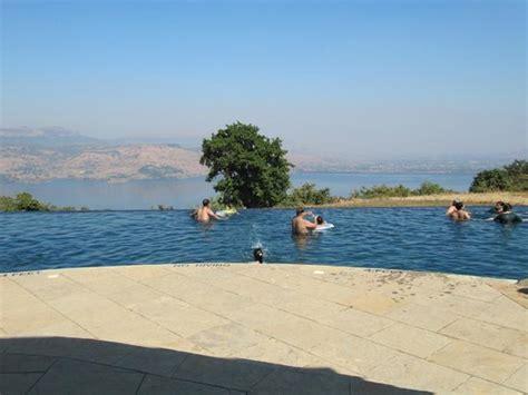 club mahindra tungi lake pavna swimming pool view picture of tungi lake pavna lonavala