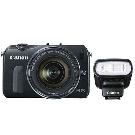 eos m mirrorless canon eos m mirrorless digital with 18 55mm caem185590