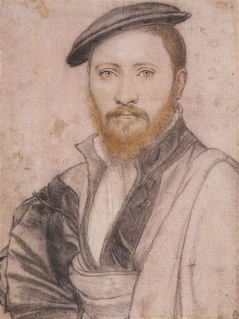 holbein basic art 2 0 file unidentified man drawing by hans holbein the younger jpg wikimedia commons