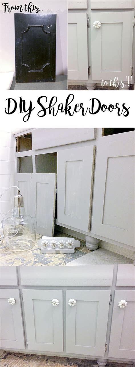 upgrade kitchen cabinet doors best 25 cabinet door makeover ideas on update
