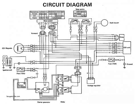 yamaha g9 gas golf cart wiring diagram yamaha wiring