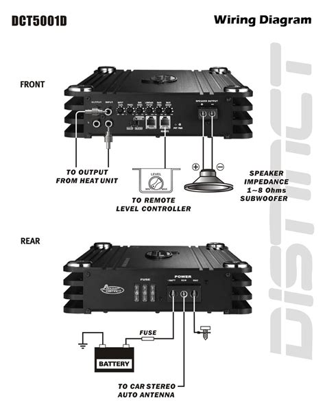 wiring diagram car stereo lifier wiring diagram