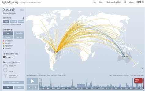 network attack map arbor networks updates ddos digital attack map with jigsaw