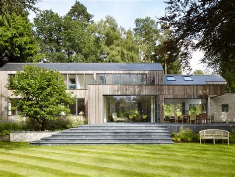 a self build woodland retreat in hshire grand designs
