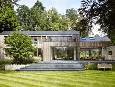 grand design home show london a self build woodland retreat in hshire grand designs