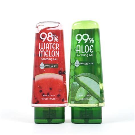Aloe Soothing Gel etude house soothing gel aloe watermelon review