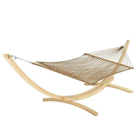rope hammock antique brown deluxe duracord rope hammock hatteras hammocks