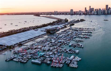miami boat show statistics miami boat show saw attendance increase strong sales in 2018