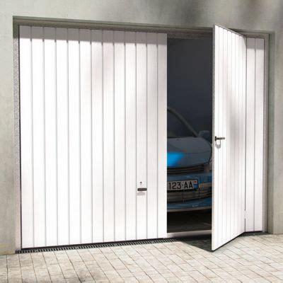 antivol porte de garage basculante 1513 porte de garage basculante avila blanche h 200 x 240 cm