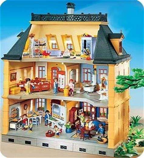 playmobil dolls house playmobil doll house