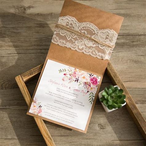 Hochzeitskarten Mit Spitze by 177 Besten Hochzeit Bilder Auf Brautstr 228 U 223 E