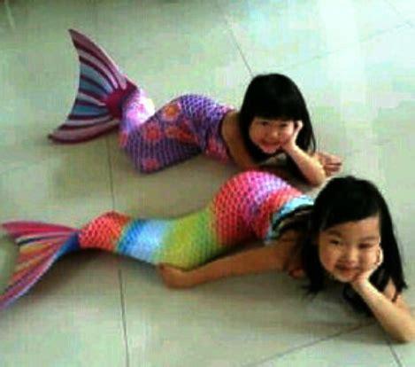 Kostum Putri Duyung Nemo baju putri duyung mermaid toko bunda