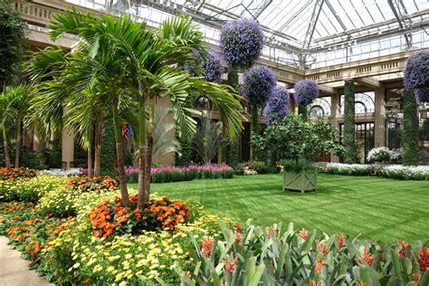 Longwood Botanical Gardens Longwood Gardens Conservatory Garden Ftempo