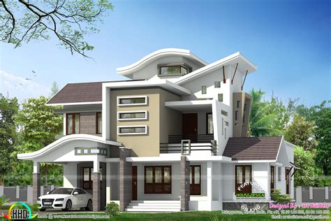 unique modern home design unique ultra modern contemporary architecture kerala