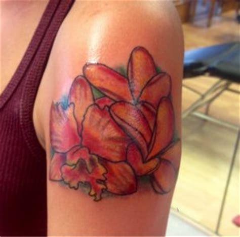 tatuaggi fiori orchidea tatuaggio orchidea il significato gli stili e le foto pi 249