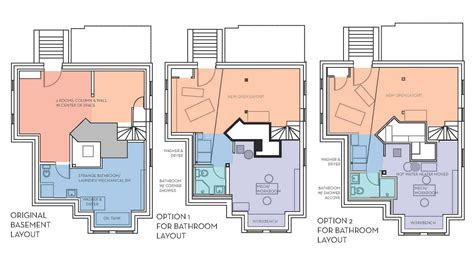 bathroom layout designs best basement bathroom ideas for your sweet home