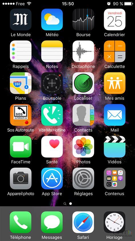 iphone accessibilit 233 haut 233 cran 1