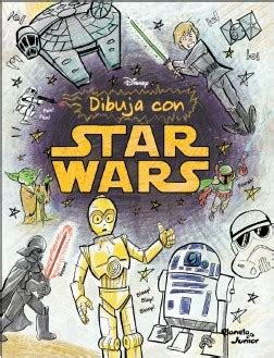 libro journey to star wars dibuja con star wars planeta de libros