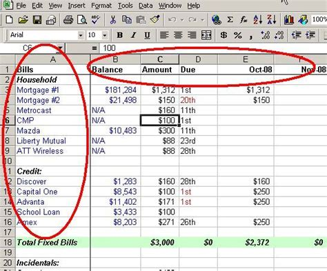 weekly budget excel excel simple budget template home budget