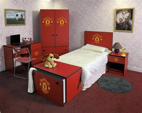 Bedroom Pictures Manchester Modern Manchester United Interior Bedroom Decoration Theme