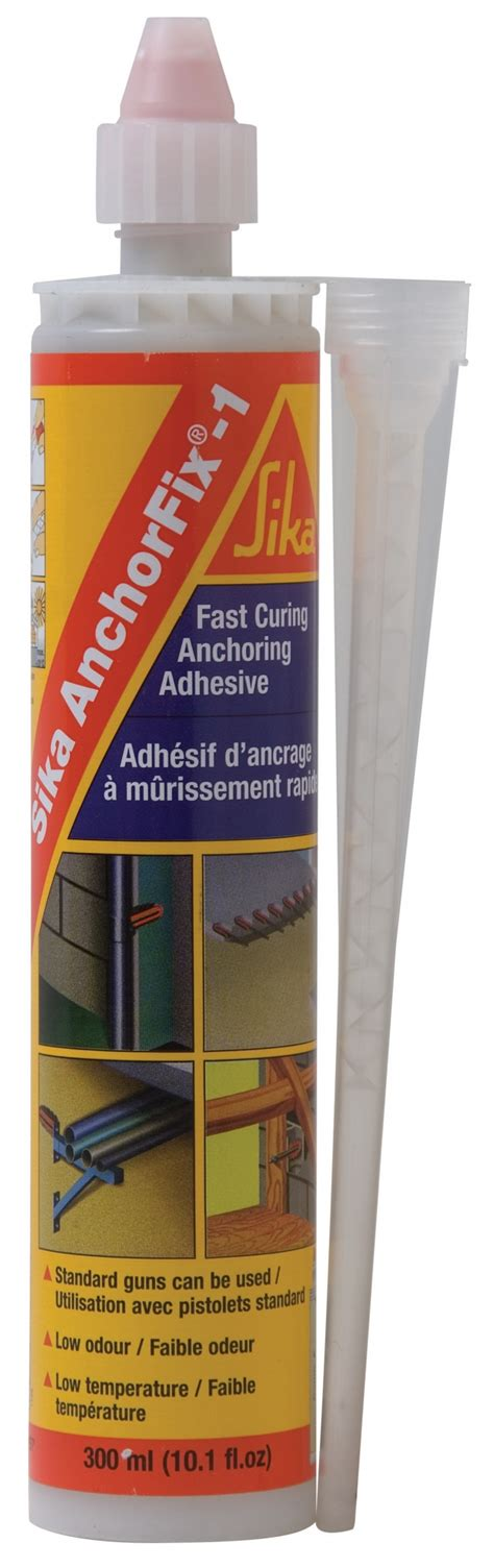 Sika Anchorfix2 Fast Curing Anchoring Adhesive 1 sika fast set anchoring adhesive sika anchorfix 1 fast cure anchoring adhesive sika anchorfix
