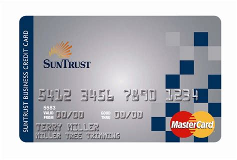 business credit cards with business credit cards credit card from suntrust