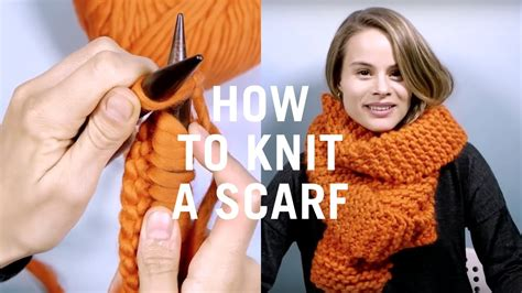 how to start knitting a scarf how to start knitting a scarf for beginners crochet and knit