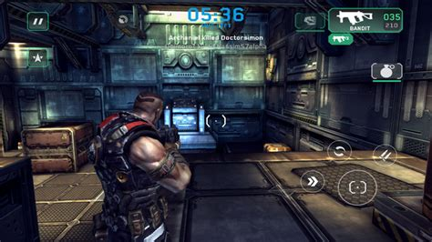 best android fps 16 best fps tps and third person shooter for android iphone and