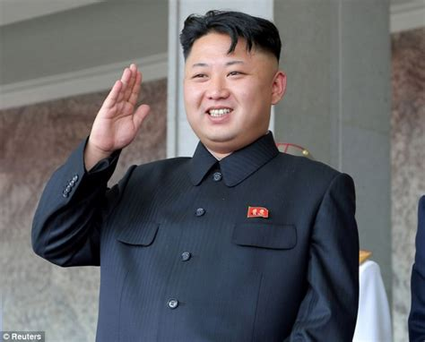 kim jong  forces male students    dear leader
