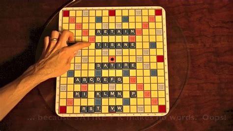 scrabble lessons scrabble lesson 3 bingoes