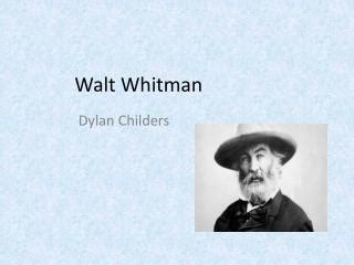 emily dickinson biography ppt ppt american masters walt whitman and emily dickinson