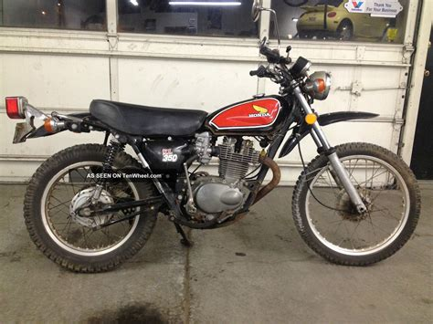 honda xl 1974 xl 350 honda engines pictures to pin on pinterest