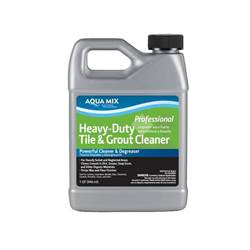 Grout Cleaning Products Custom Building Products Aqua Mix 1 Qt Heavy Duty Tile And Grout Cleaner 010382 4 The Home Depot