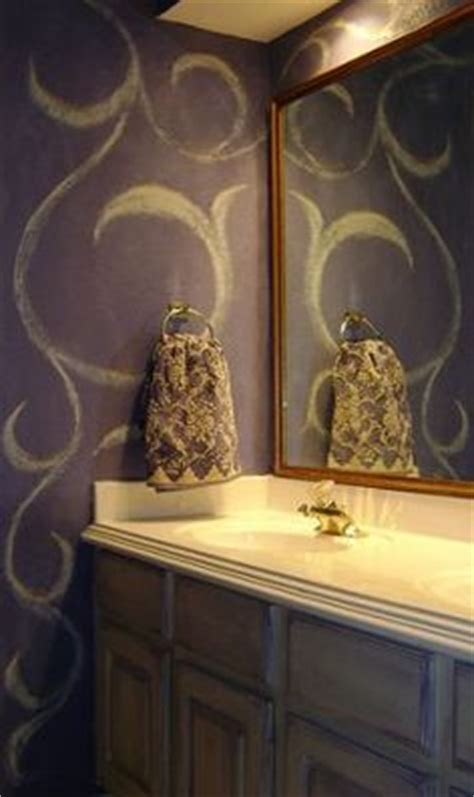 bathroom faux paint ideas faux painted walls on stencils plaster and world