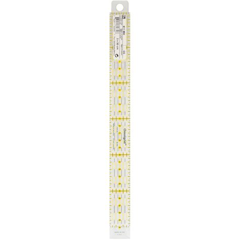 Omnigrid Quilting Rulers by Omnigrid Metric Quilter S Ruler 3cm X 30cm Jo