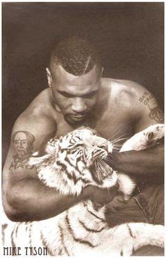 mike tyson mao tattoo 19 best the real king images on history