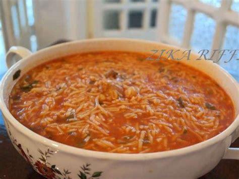 cuisine m馘iterran馥nne recettes recettes de cuisine tunisienne de cuisine de zika
