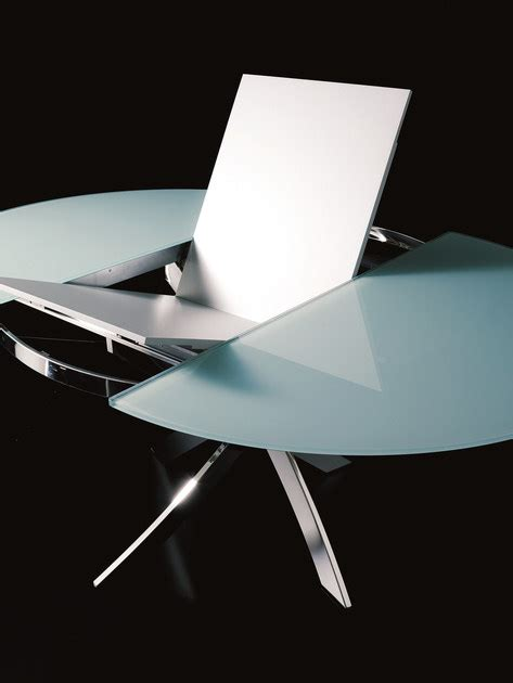 bontempi camerano barone extending table by bontempi