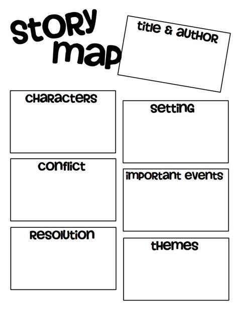 story maps story map pdf grade 5